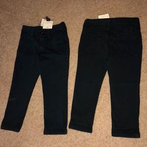 Eliana et Lena Paris E. L. Boy black pants slim 2
